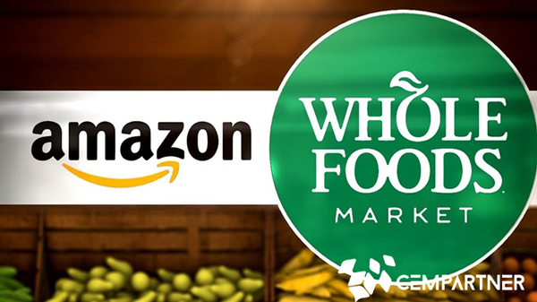 Amazon thâu tóm Whole foods
