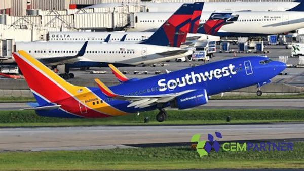 Hãng máy bay Southwest Airlines